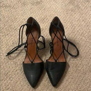 Black Lucky Brand Heels